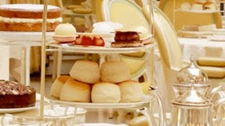 Afternoon Tea Review The Ritz London - Menu / Cost / Dress Code