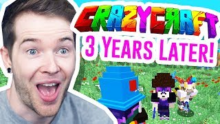 DanTDM - The BEST Minecraft Horror Map I've EVER PLAYED