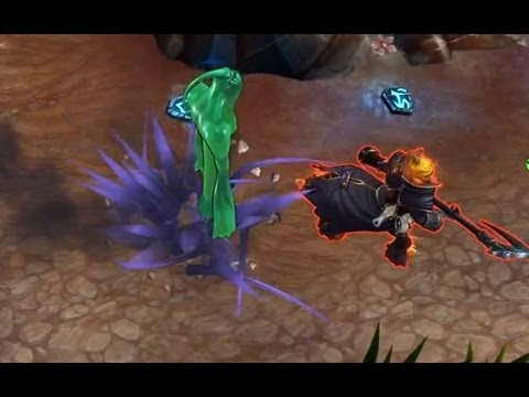 Special Weapon Zac Skin PARTICLES - League Of Legends [Very Unfinished] - Smashpipe Games