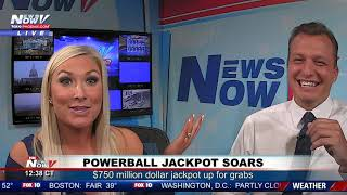 POWERBALL MANIA: Tip If You Win...Be Selfish First