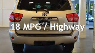 2008 Toyota Sequoia Limited for sale in PORTLAND, OR