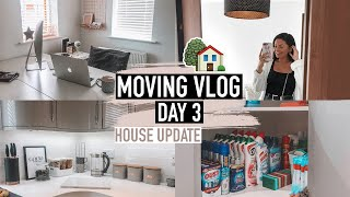 UPDATED NEW HOUSE TOUR! FINISHED ROOMS!? WHAT WE'VE DONE SO FAR · MOVING VLOG Day 3 | Emily Philpott