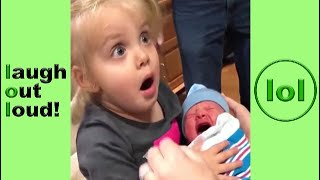 Try Not To Laugh Watching Funny Kids Fails Compilation | New Funny Kids Fails 2020