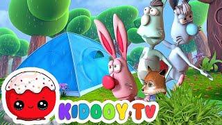 The Sleeping Bunnies - KidooyTv Nursery Rhymes