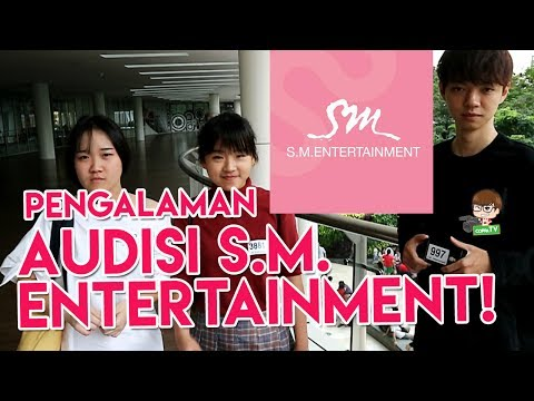 Pengalaman SM GLOBAL AUDITION Indonesia 2017!