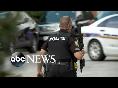 Shooting at Virginia Beach Municipal Center
