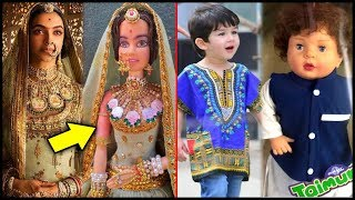 Deepika Padukone's Rani Padmavati dolls out in the market,..