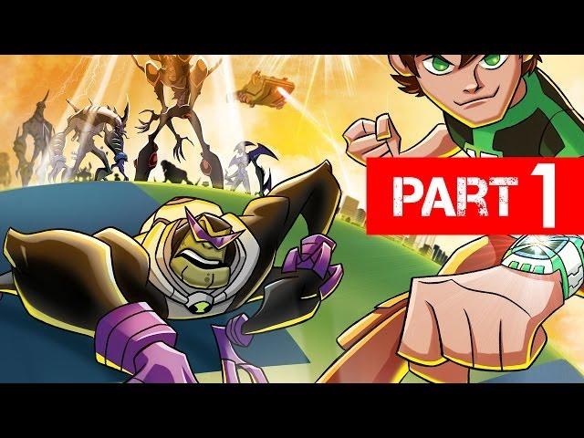 Ben 10 Omniverse 2 Gameplay Walkthrough Part 1 - Let's Play (Xbox 360/Wii/PS3)