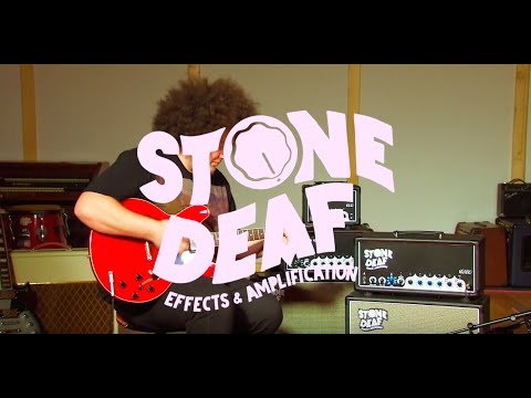Stone Deaf PDF-2 Overdrive Parametric Powerhouse