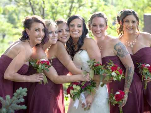 Hillside Gardens Wedding- Angela & Jake