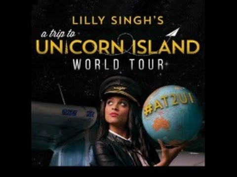 Lilly Singh's A Trip to Unicorn Island