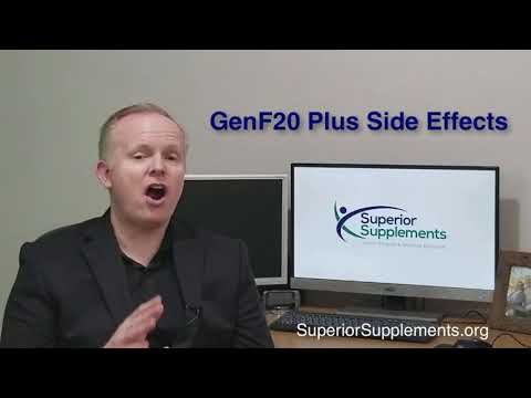 Real GenF20 Plus Review - Does GenF20 Plus Work? My SHOCKING Story