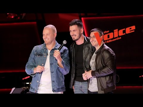 Isli Islami, Audicion Special | The Voice of Albania 6