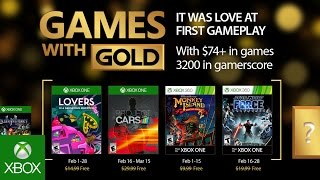 Xbox Games with Gold unleashing the Force