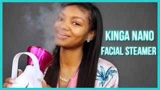 Kinga Nano Facial Steamer