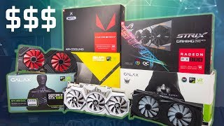 What Should You Pay For GPU's Right Now?