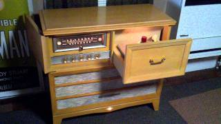 New Orthophonic High Fidelity Record Player Rca Victor
