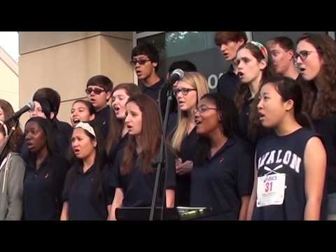 The National Anthem - RHS Madrigal Singers