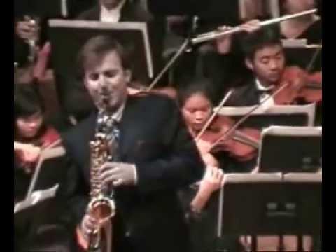 H.Tomasi, Concert - Miha Rogina (Part 2)