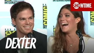 Comic-Con 2012: Embarrassing Set Moments | Dexter | SHOWTIME