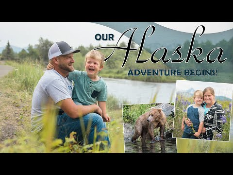 Family Travel 2021 to ALASKA
