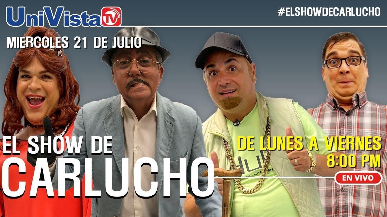 El Chory regresa disgustado y estafado a UniVista TV. #SOSCUBA.
