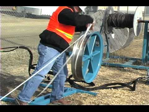 video Fiber Optic Cable Puller 3