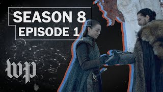 'Game of Thrones' Season 8, Episode 1 Analysis: Some callbacks you might have missed