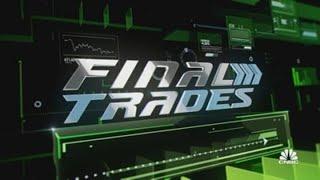 Final Trades: Estee Lauder, Bank of America, CrowdStrike & more