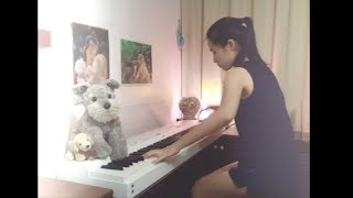 周杰倫 Jay Chou - 不愛我就拉倒 If You Don't Love Me, It's Fine - 鋼琴版 Piano Cover by Elizabeth