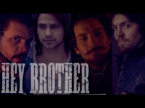 Baixar The Musketeers || Hey Brother