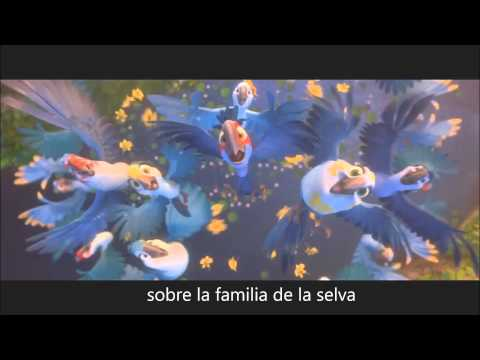 rio 2 beautiful creatures subtitulado al español latino