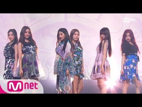 [(G)I-DLE - HANN] KPOP TV Show   M COUNTDOWN 180906 EP.586