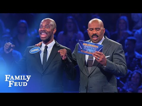 Taye Diggs' Family plays Fast Money!