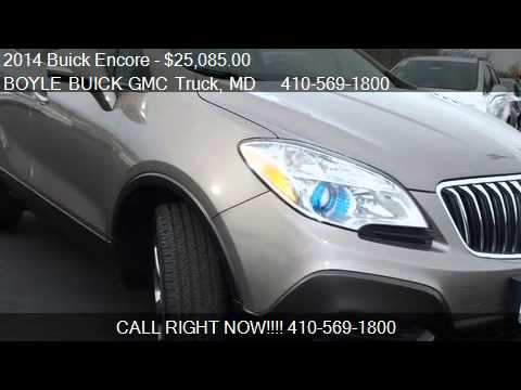 2014 Buick Encore Base 4dr SUV for sale in ABINGDON, MD 2100
