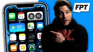 iPhone 12 - WHOA! ALL NEW HOMESCREEN! 😱 But is it real...? EXCLUSIVE LEAKS!