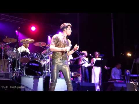 HD Nile Rodgers & Adam Lambert - Let's Dance - AFTEE - Martha Clara Vineyards, NY