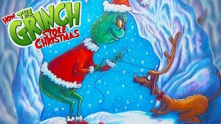 How the Grinch Stole Christmas! | Drawing