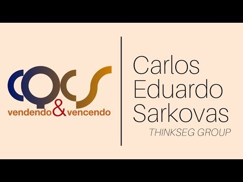 Imagem post: Vendendo e Vencendo – Carlos Eduardo Sarkovas – Thinkseg Group