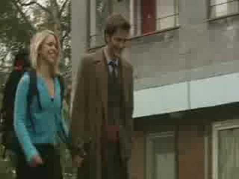 Deleted scene of Rose and The Tenth Doctor,