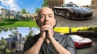 Jeff Bezos Lifestyle ★ Cars ★ Houses ★ Biography ★ Net Worth ★ Family
