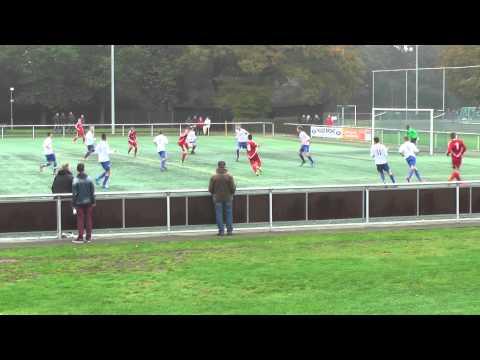 FC Eintracht Norderstedt - Niendorfer TSV (U19 A-Jugend,  Regionalliga Nord) - Spielszenen | ELBKICK.TV