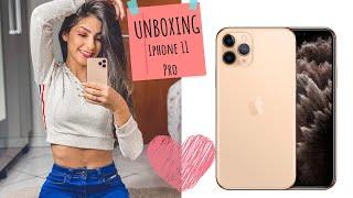 UNBOXING - IPHONE 11 PRO