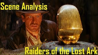 Scene Analysis: The Boulder Scene from Raiders of the Lost Ark