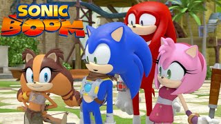 Sonic Boom | Alone Again, Unnaturally | Animated Series |NEW