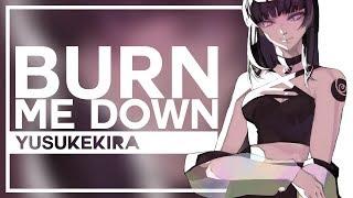 Vocaloid (YusukeKira) - Burn Me Down (Rock ver.) - Cover by Lollia