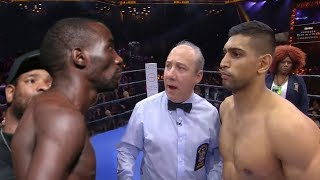 TERENCE CRAWFORD vs AMIR KHAN | FULL FIGHT DAY SCHEDULE