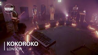 KOKOROKO | Rhythm Section with Beefeater
