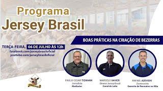 Boas Práticas na Criação de Bezerras - Programa Jersey BR #16