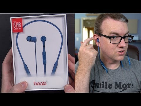 video BeatsX Wireless Earbuds: A Complete Review